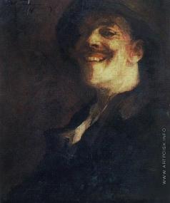 Беляшин В. В. Автопортрет