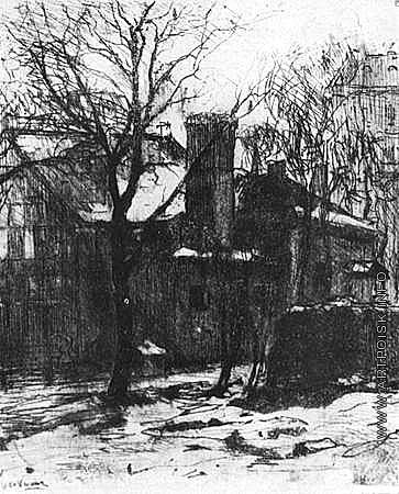 Беляшин В. В. Академический сад