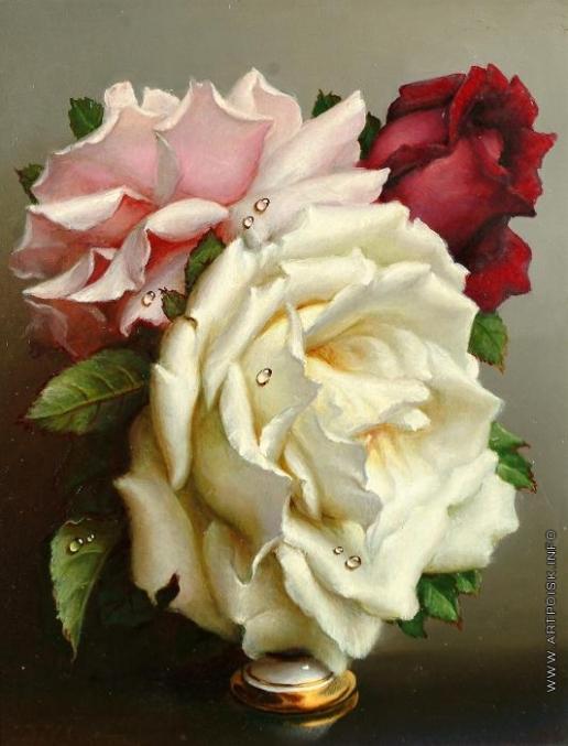 Клестова И. Три розы