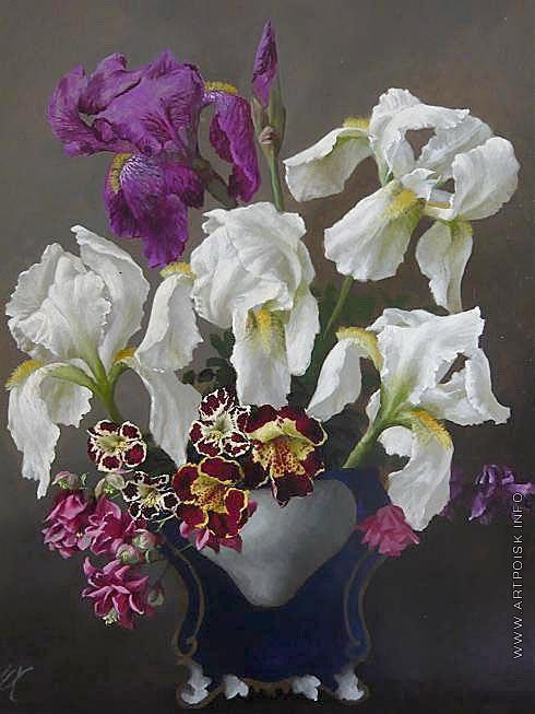 Клестова И. Цветы