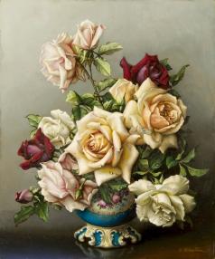 Клестова И. Букет роз