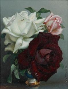 Клестова И. Розы