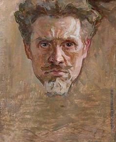 Труш И. И. Автопортрет