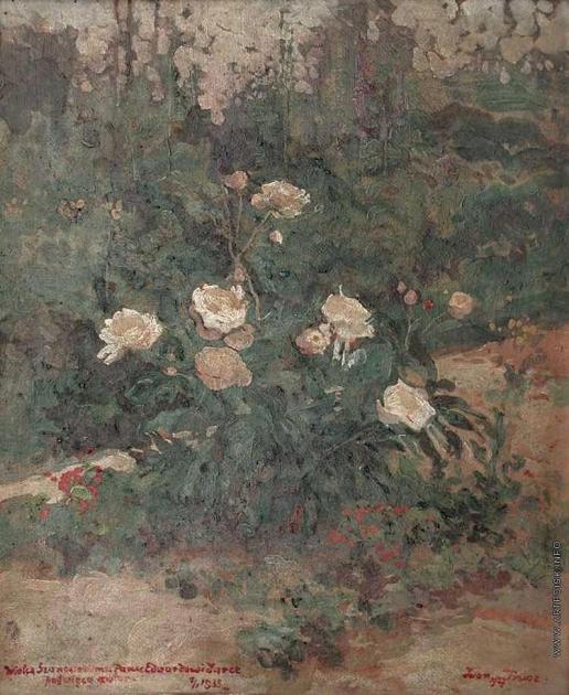 Труш И. И. Цветы