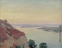 Труш И. И. Высокий берег на Днепре