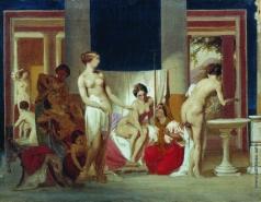 Бронников Ф. А. Частные бани в Помпее