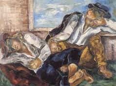 Пракс В. Спящие мужчины