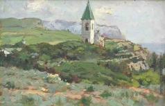 Бальц В. С. Георгиевский монастырь