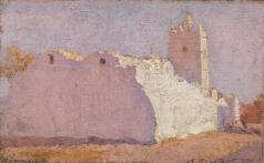 Рубцов А. А. Хаммамат. Тунис
