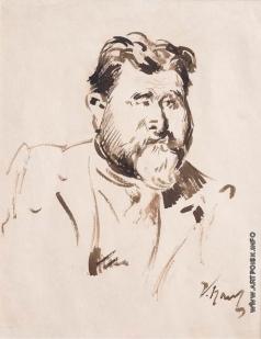 Нилус П. А. Портрет П. Нилуса