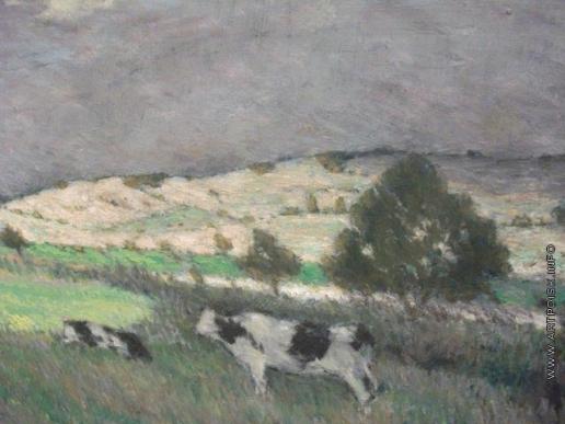 Нилус П. А. Пейзаж