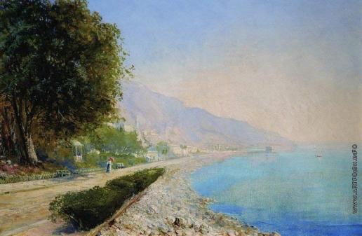 Башинджагян Г. З. Берег моря