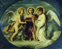Бруни Ф. А. Служение ангелов