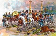 Апсит А. П. Оставление французами Москвы