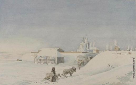 Знаменский М. С. Кондинский монастырь