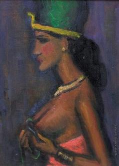 Фрешкоп Л. И. Египтянка