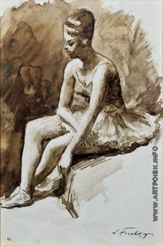 Фрешкоп Л. И. Балерина