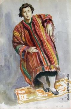 Фрешкоп Л. И. Женская фигура