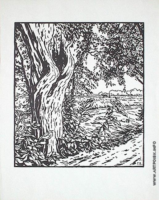 Верейский Г. С. Старое дерево