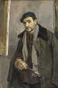 Серов В. А. Портрет А.А. Блинкова