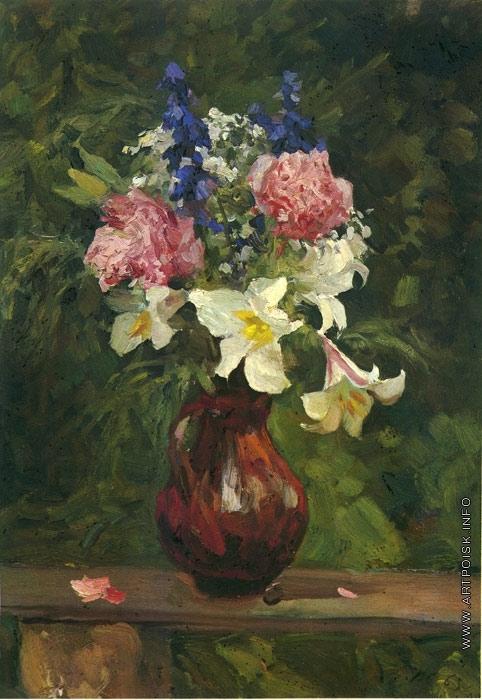 Серов В. А. Цветы