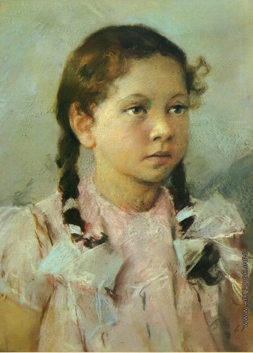 Серов В. А. Портрет ребенка