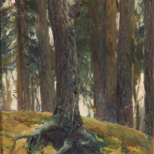 Серов В. А. Зелёные корни