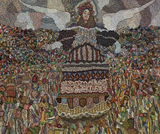 Харитонов А. В. Миролюбие или большой ангел мира