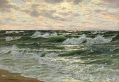Вещилов К. А. Набегающие волны