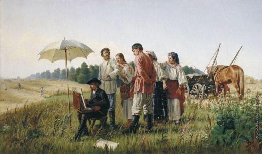 Бунин Н. Н. Незваные критики
