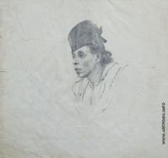 Серов В. А. Анна Марковна Земцова