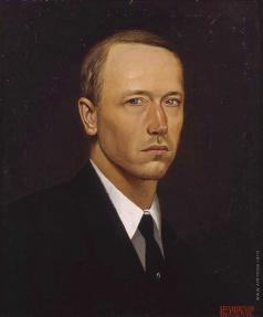 Васильев К. А. Автопортрет