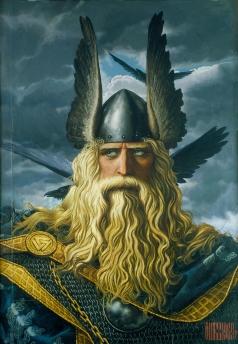Васильев К. А. Вотан — верховный бог древних скандинавов
