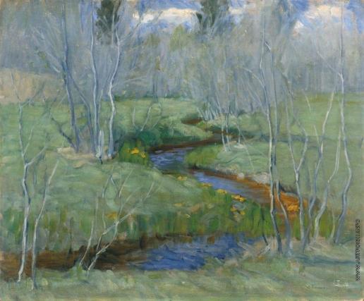 Бялыницкий-Бируля В. К. Весна