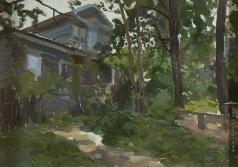 Степанов А. С. Дом в Гарусове