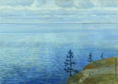 Бялыницкий-Бируля В. К. Час тишины. Озеро Удомля