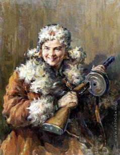 Марышев А. В. Партизанка