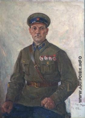 Модоров Ф. А. Комбриг Селиванов