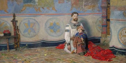 Рыженко П. В. Великокняжеский меч