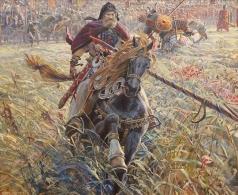 Рыженко П. В. Победа Пересвета