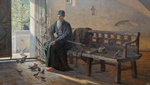 Рыженко П. В. Царево молчание