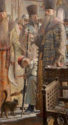Рыженко П. В. Тайна царева (Царь Феодор Иоаннович)