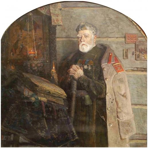 Рыженко П. В. Ветеран