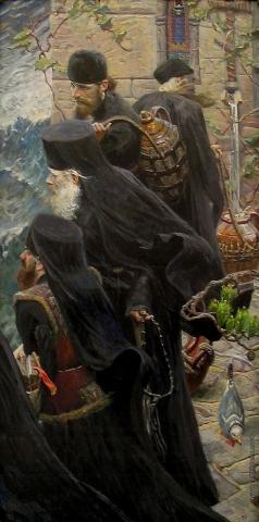Рыженко П. В. Братия