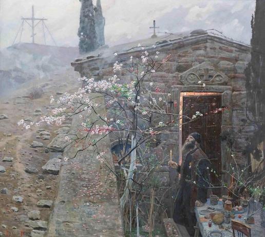 Рыженко П. В. 9 мая