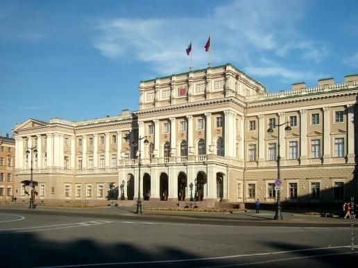 Штакеншнейдер А. И. Мариинский дворец (Санкт-Петербург)