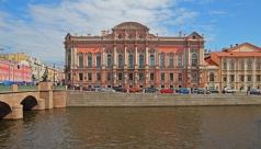 Штакеншнейдер А. И. Дворец Белосельских-Белозерских (Санкт-Петербург)