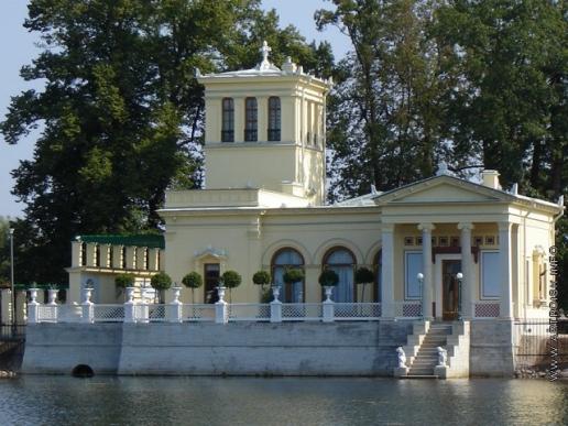 Штакеншнейдер А. И. Царицын павильон (Петергоф)