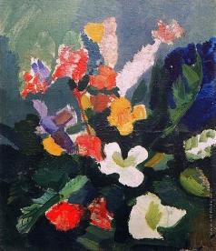 Чекрыгин В. Н. Цветы
