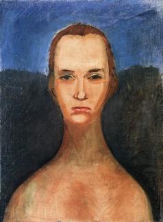 Чекрыгин В. Н. Автопортрет